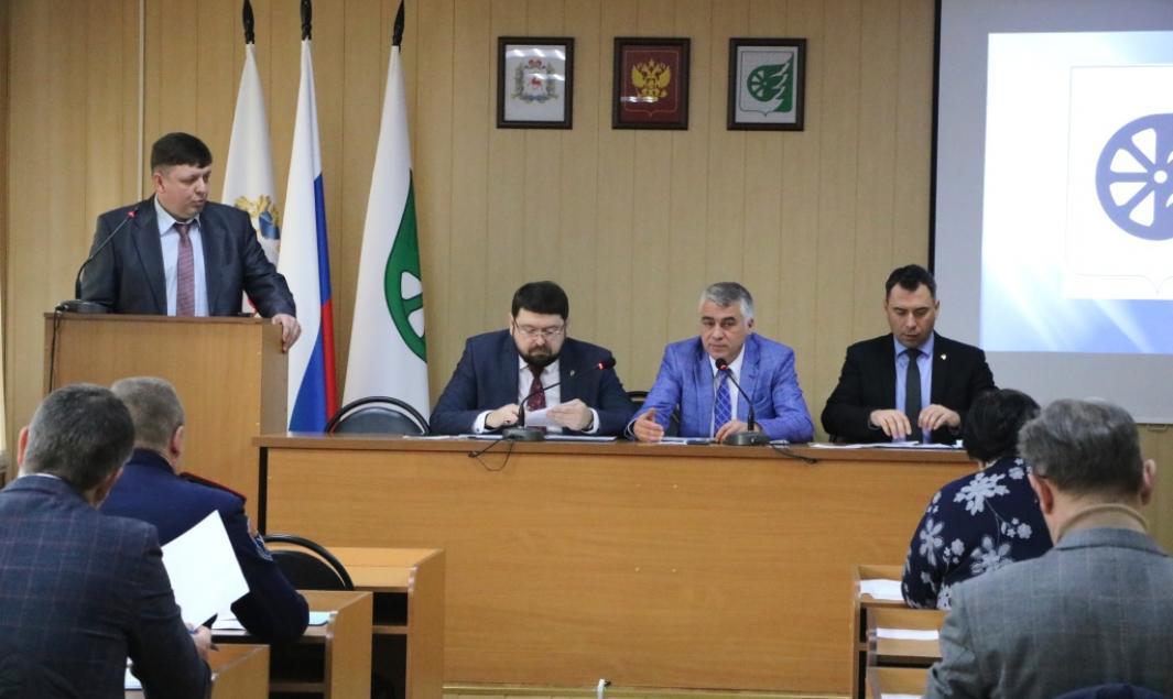 крайний Совет депутатов в уходящем 2019 году