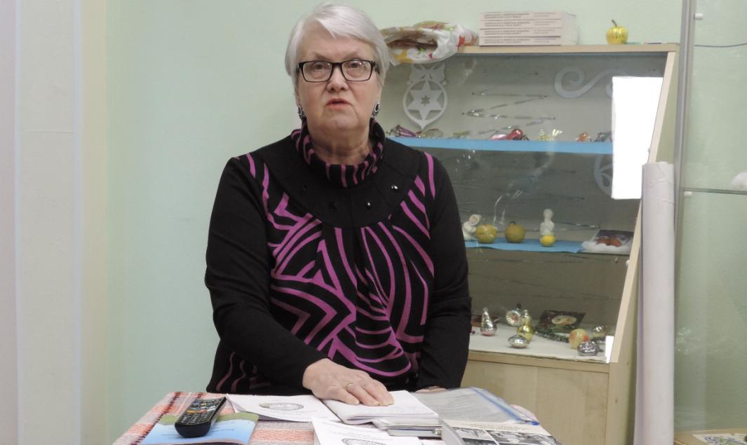 заседание общества краеведов «Наследие»